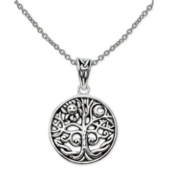 ce45bc906c Giani Bernini Jewelry | Tree Of Life 18 Necklace Tree 925 | Poshmark